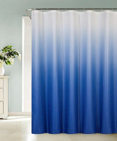 Another Great Find On Zulily Royal Blue Ombr Sea Shower Curtain Zulilyfinds