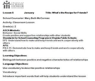 Lesson plans for high school counselors small group counseling lesson plans for high school for Web design lesson plans for high school