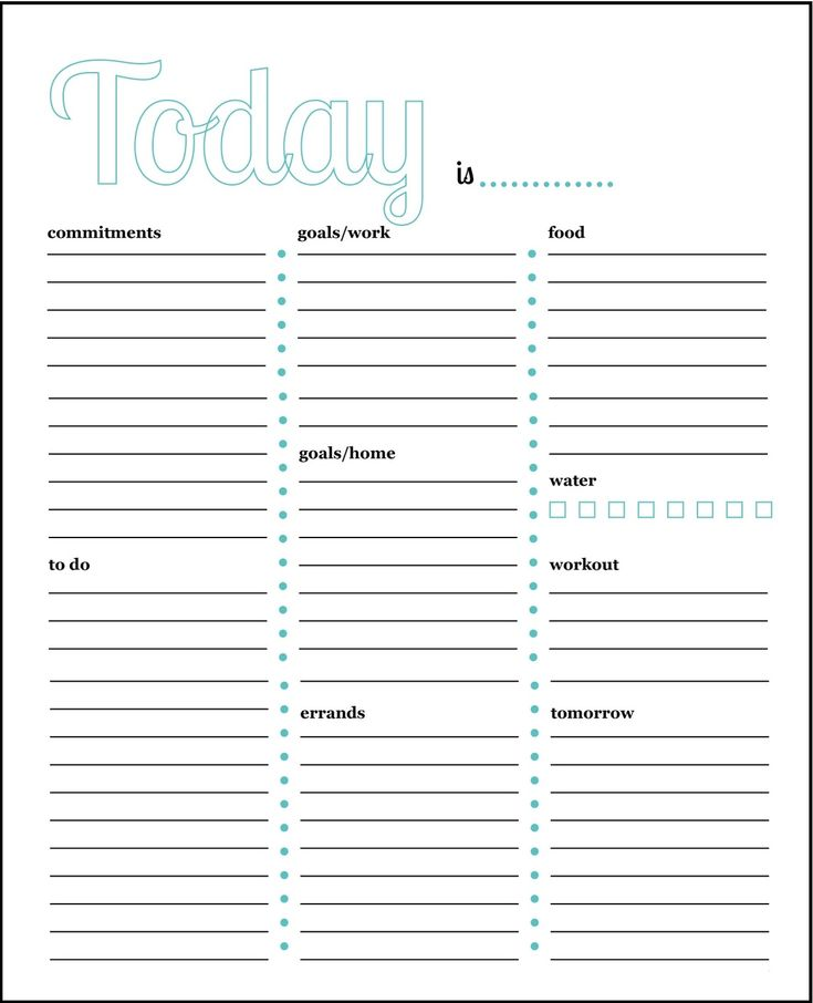 559 best MaxCalendars images on Pinterest Calendar, Calendar - daily task template