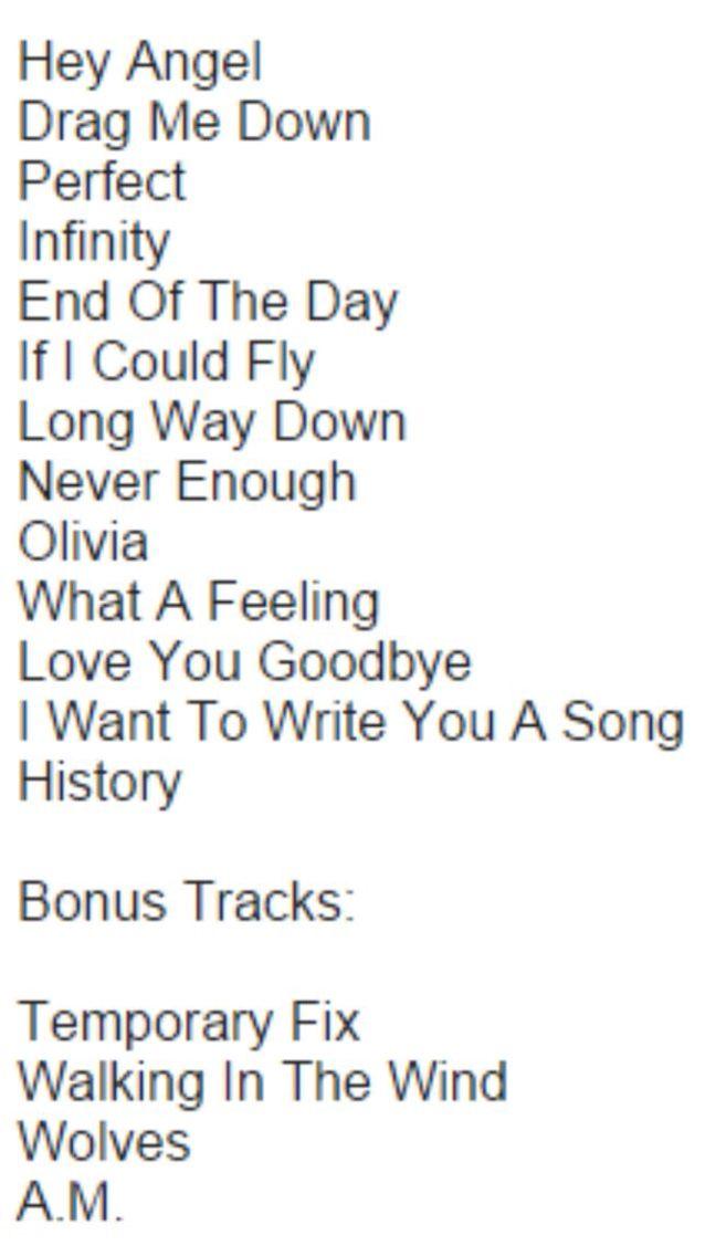 The 25+ best Olivia one direction lyrics ideas on Pinterest | One ...