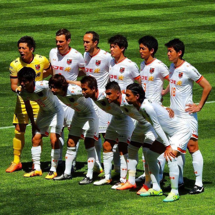 J-league division 1 Omiya Ardija vs Avispa Fukuoka The starting eleven of Omiya Ardija. #大宮 #アルディージャ #アビスパ福岡 #レベスタ #Jleague #久々の大宮 by keidija0807