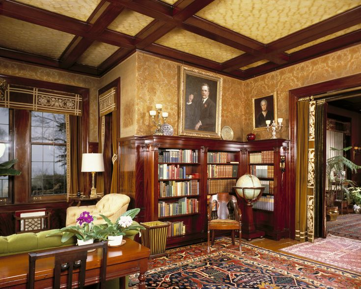 Glensheen Mansion Library   Google Image Result For Http://d Commons.