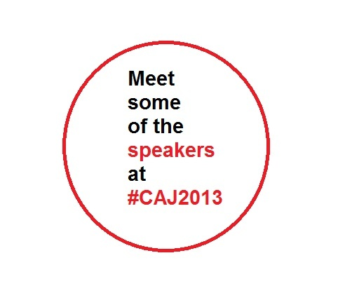 Meet some of the distinguished #journalists, #activists and other #experts who will be presenting at #CAJ2013 in #Ottawa. http://www.caj.ca/?page_id=3185=true_id=3185_nonce=afea6121bf