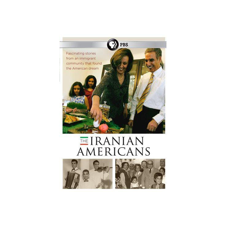 Iranian americans (Dvd), Movies
