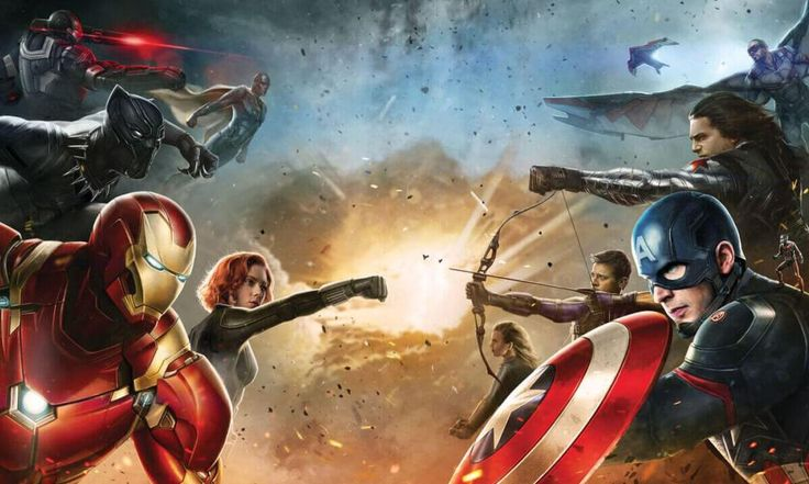 Capitán América: Civil War el quinto mejor estreno de la Historia #Cine #Taquilla