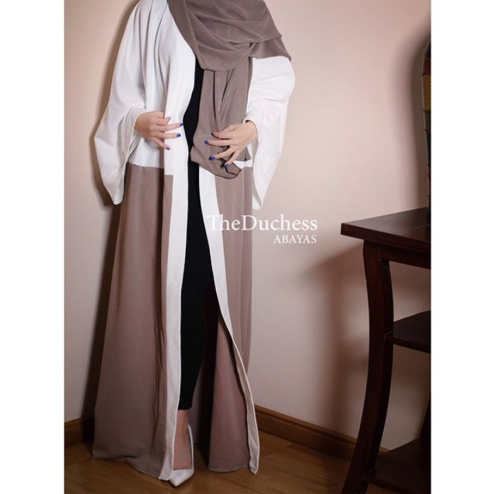 The Duchess #Abayas