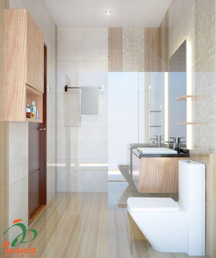 Tips Interior Kamar Mandi Minimalis