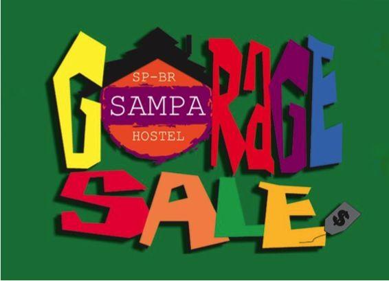O Sampa Hostel promove nos dias 14 e 15 de dezembro, das 11h as 18h, o Garage Sale de Natal. O evento na Vila Madalena, zona oeste da capital, reúne produtos novos e usados, incluindo roupas, acessórios, livros, discos de vinil, quadros, artesanatos e muito mais.