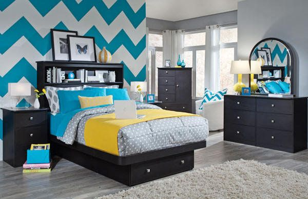 25 Great Ideas About Chevron Bedroom Walls On Pinterest