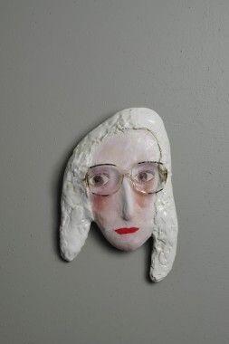Claire Loder, framed.