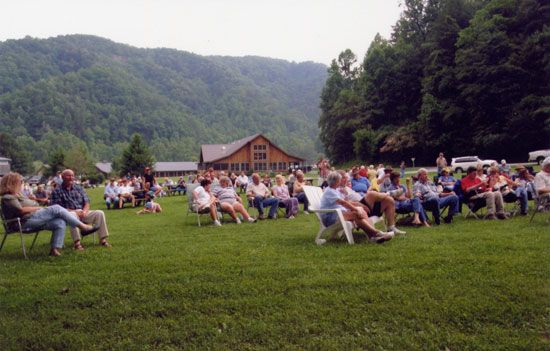 North Carolina Mountain Vacation - Leatherwood