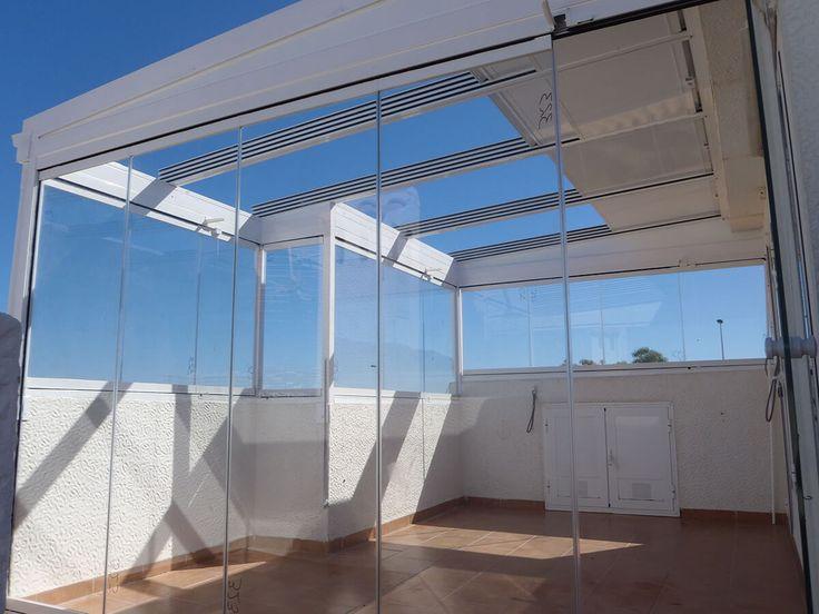 M s de 25 ideas fant sticas sobre techo policarbonato en for Cerramientos aluminio precios