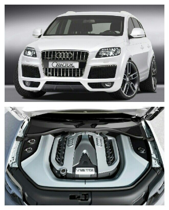 17 Best Images About Audi Q7 On Pinterest