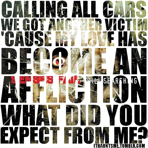 Calling All Cars by Senses Fail