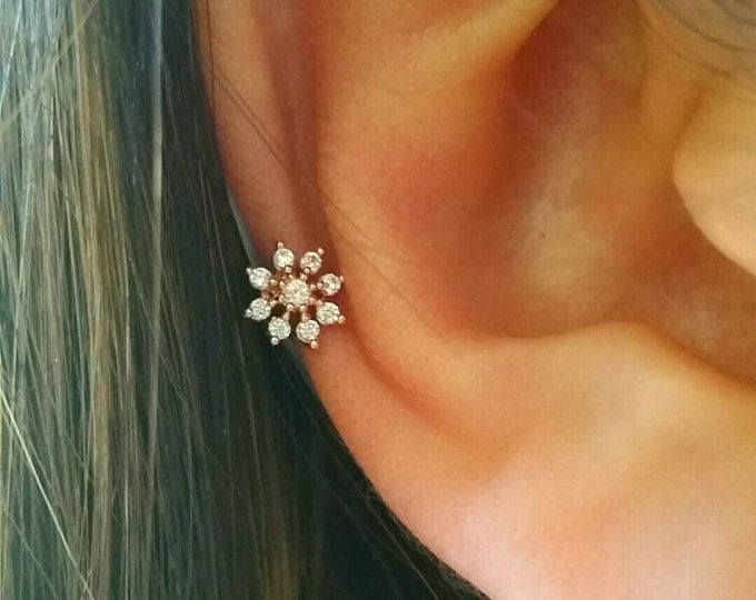 Best 25+ Tragus piercings ideas on Pinterest   Piercing ...