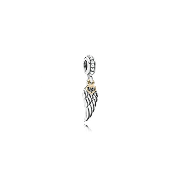 Love & Guidance Charm, Angel, Wing , 791389 - Pandora Mall of America, MN