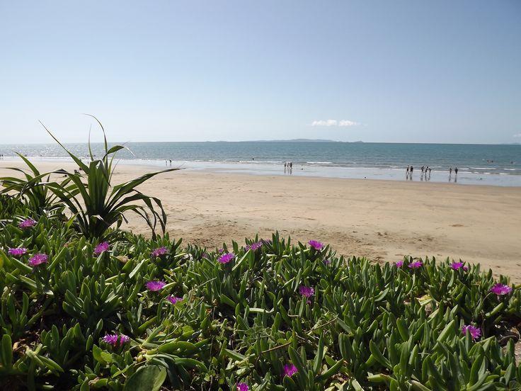 Main Beach Yeppoon 18 August 2013