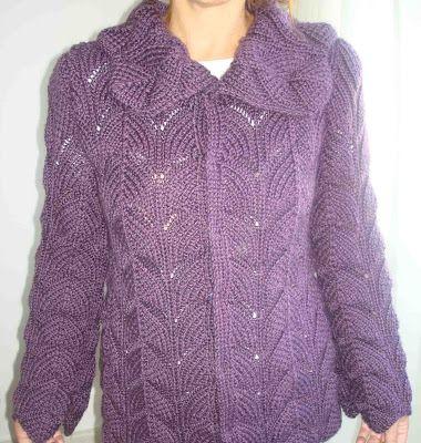 casaco 7/8 feminino em tricô - Pesquisa Google