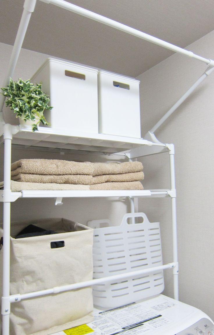 狭い洗面所。収納を見直しました♪|わたしのいる場所 IMG_4626.jpg
