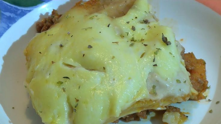 How to Prepare lasagna of Ripe Banana- CocinaTv By Juan Gonzalo Angel