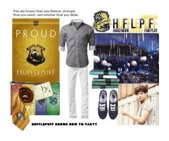 """The Epic Harry Ptter Challenge"" by petra-vybohova ❤ liked on Polyvore featuring Reception, Vans, True Religion, Moleskine, harrypotter, theepicharrypotterchallenge and hufflepaff"