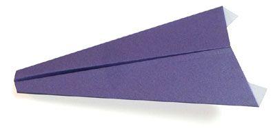 origami Paper Plane 2