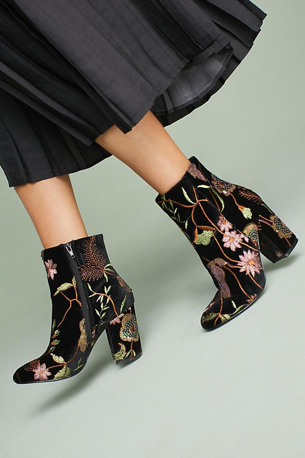 at Anthropologie - Lissa Boots