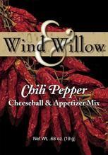 Chili Pepper Cheeseball & Appetizer Mix
