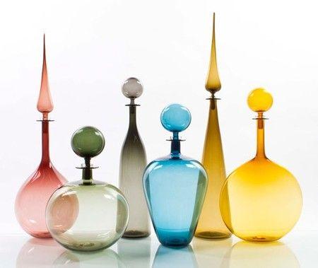 Joe Cariati : Glassblower in Los Angeles, Contemporary Decanters | Sumally