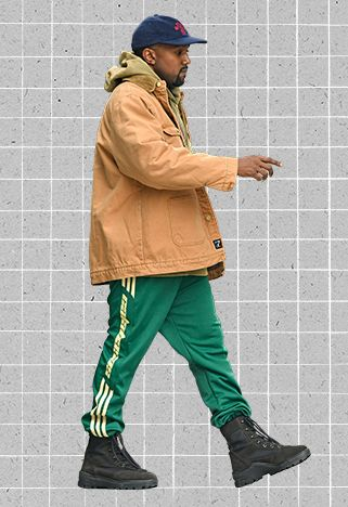kanye west outfit of the month seasonal switch-up ootm asos