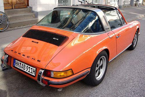 Porsche 911 S Targa
