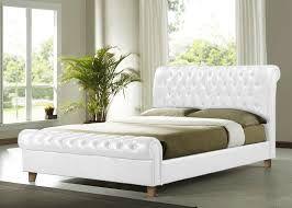 king size bed designs white - Google-søk