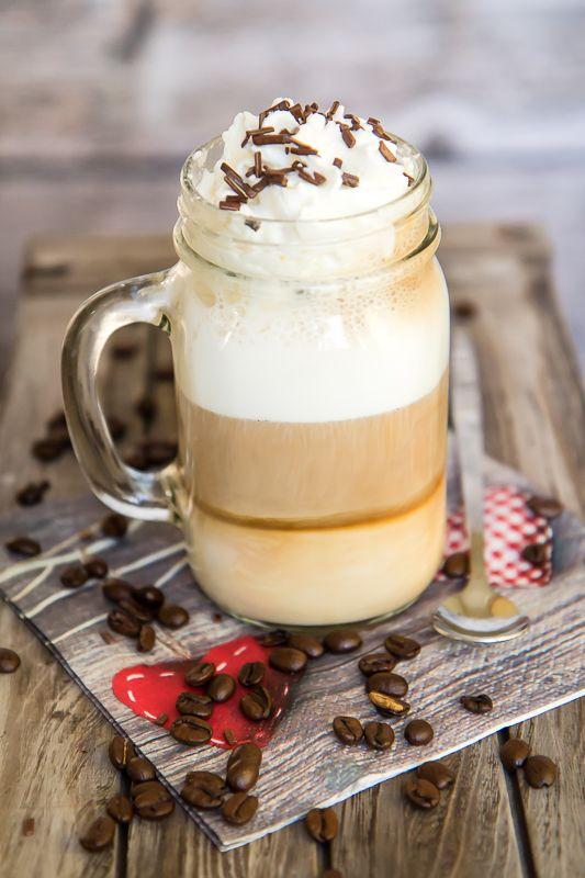 A może czas na kawę . Słoik z rączką to hit sezonu!