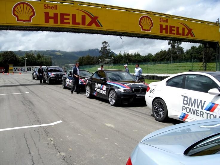 BMW M-Power Tour
