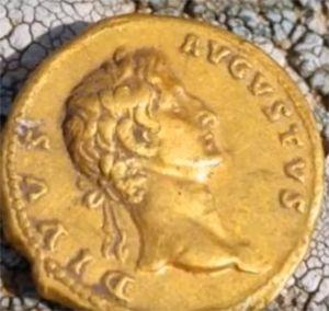Extreme Rare Gold Coin Found in Israel (2000 Years Old) >> http://sold2gold.nl/gouden-munt-van-2000-jaar-oud-gevonden-in-israel/