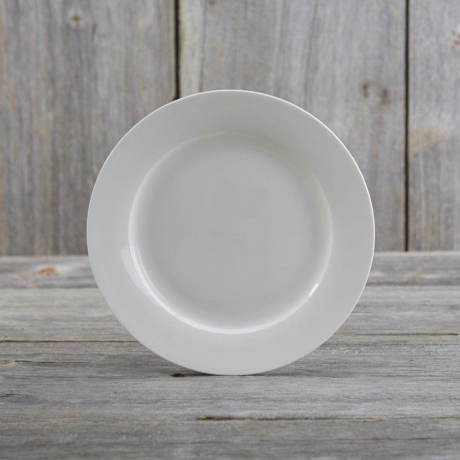Developed in London in the late 1700's, bone china is known the world for its beauty, delicacy and durability. Thinner and lighter than porcelain, our Elan Bone China collection is a stylish choice for your formal dinners and durable enough for your family's everyday use.