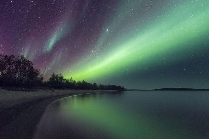 Кольский полуостров, Мурманская область. Автор фото: Любовь Трифонова.