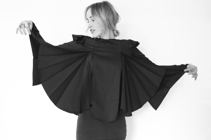 Samurai Top | Freya Edmondson