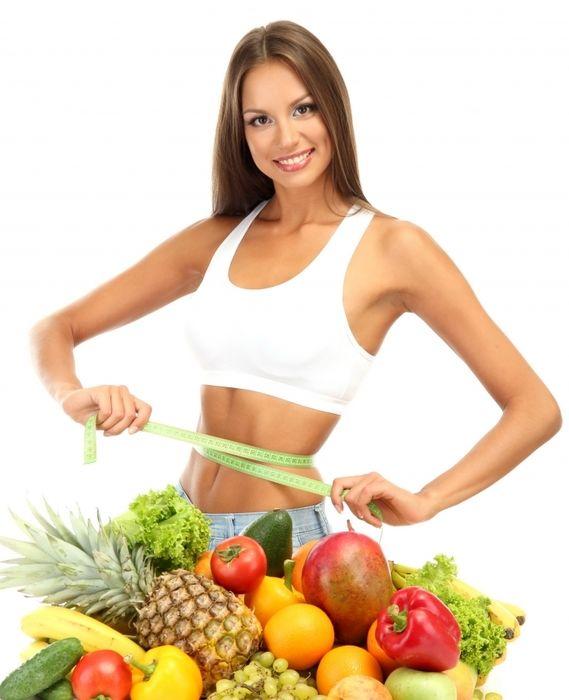 Похудеть правильно и медленно