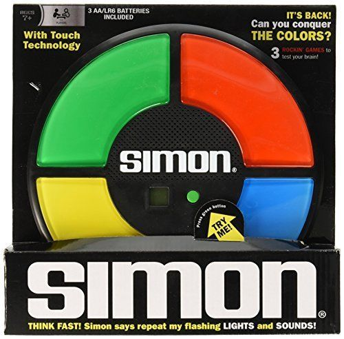 Classic-Simon-gameplay-Suspense-builds-as-sequences-get-longer-FREE-SHIP-2017