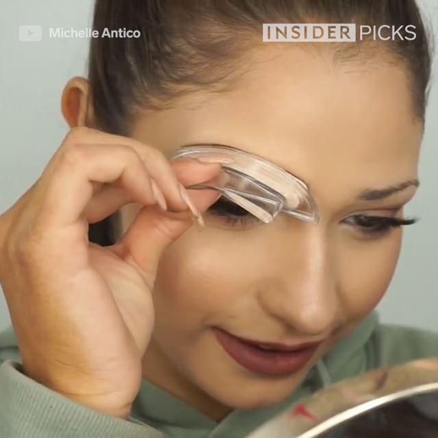 Augenbrauen-Stempel sind der neueste Instagram-Trend!