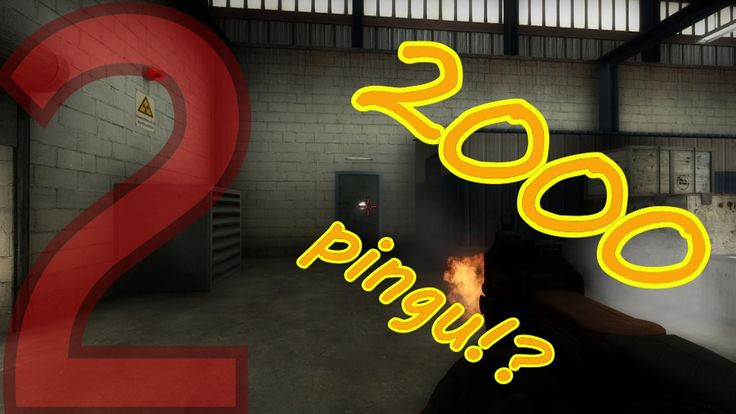 Cs Go Matchmaking |2| - 2000ping!? ;x