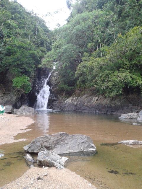 Cascada La Soná, Puerto Nare