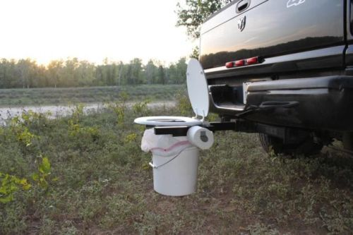 The Camping WC ?