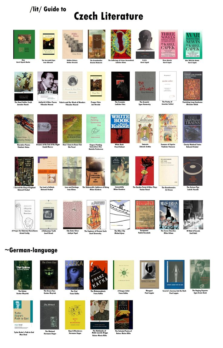 czech literature