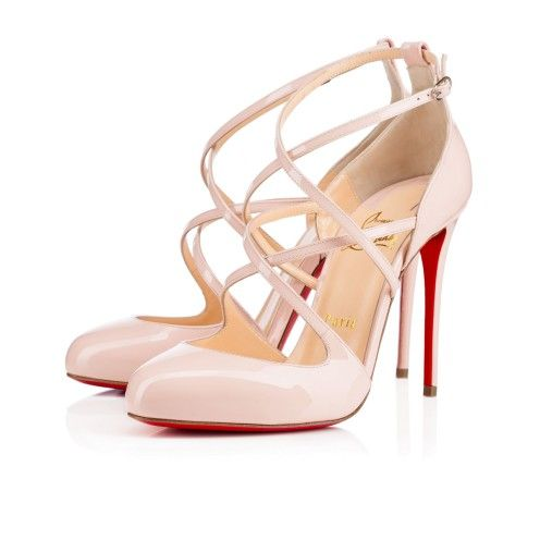 Women Shoes - Soustelissimo Patent - Christian Louboutin