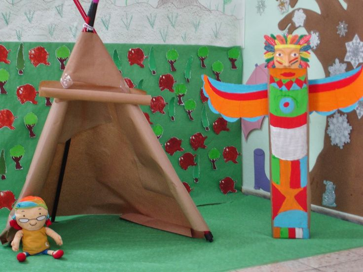 fichas proyecto indios para infantil - Buscar con Google