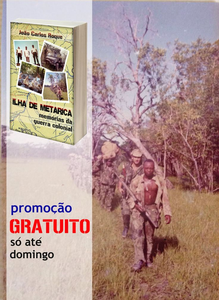 Pela primeira vez, um militar fala das suas memórias da guerra colonial em África corajosamente, sem esconder sequer a sua homossexualidade. GRÁTIS só até DOMINGO... descarregue já! https://play.google.com/store/books/details?id=PoEDBAAAQBAJ