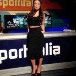 Sport Italia: Speciale Calcio Mercato si fa sexy con Michela Russo