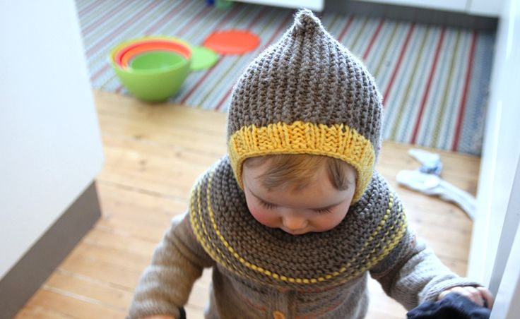 Cool Kid Hooded Hat